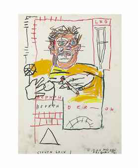 Jean-Michel Basquiat 1981