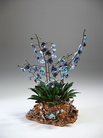 Bertozzi & Casoni 2012  ceramica policroma  98x81x78 cm  2