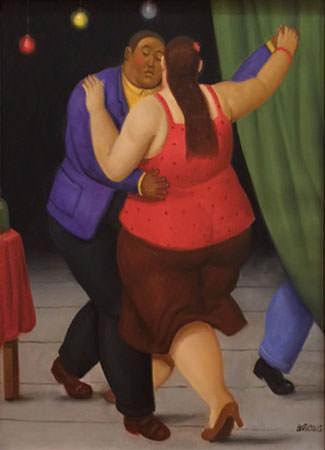 Fernando Botero 2015 oil on canvas 40x41 cm 2