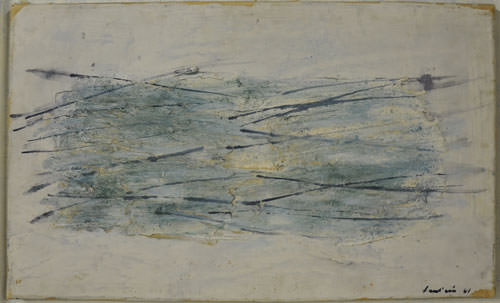 Jean Fautrier 1961