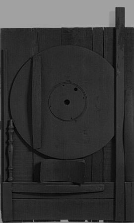 Louise Nevelson 1973