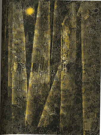 Max Ernst 1956 oil on canvas 61x46 cm 1