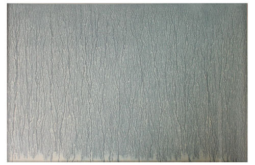 Richard Long 1989 River Avon mud on black paper 29x44 cm 1